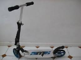 Used Mini Scooter Hy Pro Zinc SMS With 19 Cmdiameter Wheels