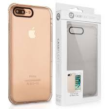 Caseflex iPhone 7 Plus TPU Gel Case Clear