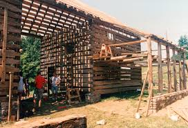 A Double Pen Log Barn... Part 18 - Handmade Houses... With Noah ... Free Images Wood Farm House Roof Building Barn Home 25 Cozy Bed Barns Horserider Western Traing Howto Advice Building A Pole Barn Redneck Diy East Texas Log Cabin Heritage Restorations Old Poultry Ceremony Custom Home Country Fniture Ideas Filereese Family Barnjpg Wikimedia Commons Rural Museum Hlights History Of Wnc Barns Mountain The Oklahoma Shpos Historic Survey Ncshpo Shedrow Horse Shed Row Horizon Structures X32 Post Beam Carriage Millbury Ma Yard Project Gallery Dc Builders Homes Designed Test Of Time Stone As
