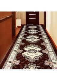 teppich läufer flur rutschfest lang grau küche schlafzimmer