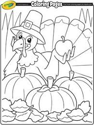 Turkey Coloring Pages 99