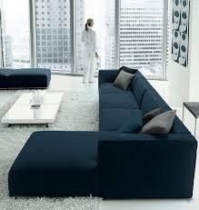 coussin canap design decoration canapé design couleur bleue coussins tout confort