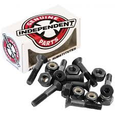 Independent Trucks Hardware Bolts All Sizes, Black – Rampworx Shop The Gonz X Ipdent Trucks Collection Skateboard Truck Stage 10 Standard Silver 215 Forged Titanium 11 Silver 149 Pair Pro Evan Smith Warped 159 Skate Rowley Crosshairs Steel Grey 139 Supreme Supremeipdent Trucks Size One Size For Sale Indy 129 Supremeipdent Stg Black 139mm Hollow Gold Hammer