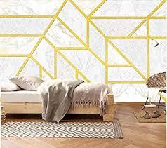 zzxiao gold linie geometrisches muster tapete wandbild