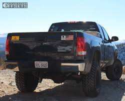 2008 Gmc Sierra 1500 Pro Comp Series 69 Pro Comp Suspension Lift 6in