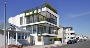 100 The Beach House Long Beach Ny UP NY Modern Architecture