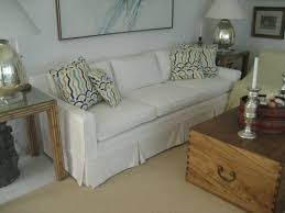 White Slip Covered Sofa Popular Slipcovered Sofas Sleeper Blog ... Living Room Update And A New Favorite Shop The Sunny Side Up Blog Behind The Design Maddie Pillows Intriguing Story Pottery Barn Another Daily Inspired Glass Bathroom Canisters Cottage Fix Blog Shower Curtain Kids Storage Bench Everyday Loveliness Nursery Reveal Gray White With Diy Console Table Knock Off East Coast Creative Makeover Takeover Brings New Life To Larkin Street Remodelaholic Update Dome Ceiling Light Faceted Crystals Thanksgiving Dinner By Oslo Vinyl Deluxe Christmas In Family