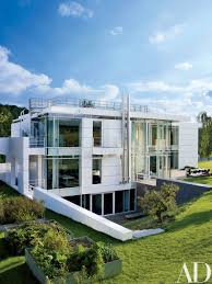 100 Richard Meier Homes Designs A Minimalist Home In Luxembourg