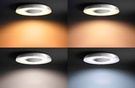 rating philips hue still ceiling light with remote