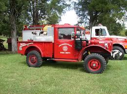 100 Old Fire Trucks From Georgeville Dept History Jennifers