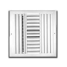 Adjustable Floor Register Deflector by Ceiling Air Vent Diverter Or Deflector