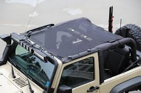 Jeep Jk Rugged Ridge Floor Liners by Amazon Com Rugged Ridge 13579 04 Black Eclipse Sun Shade For