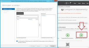 installer bureau à distance installation d un serveur bureau à distance sur windows 2012 r2