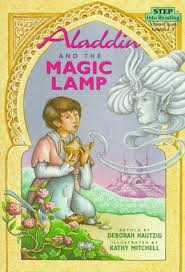 Aladdin and the Magic Lamp Lexile Find a Book