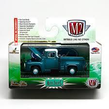100 Ford Toy Trucks Jual Diecast M2 1956 F100 Green Di Lapak YBZ TOYS Wahyudiganis