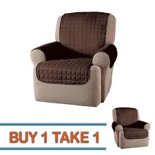 BUY 1 TAKE 1 - Single Seater Couch Coat Reversible Waterproof Slipcover  Sofa Cover Hudson Kids Table And Chairs Set Coverking Rnohide Customfit Seat Covers Farmhouse Rustic Holiday Birch Lane Eames Lounge Chair Ottoman Herman Miller Christmas Colour Schemes To Brighten Up Your Home Heritage Cafe Ding Pages A Colorful Adjustable By Vanguard Industries 23 White Decorating Ideas From A Romantic Nordic Centiar Room Ashley Fniture Homestore