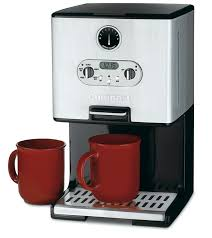 Cuisinart Coffee Maker 4 Cup On Programmable Coffeemaker Cleaning Instructions
