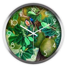 Silent Large Wall Watch Clock Living Room Decorative Modern Design Klokken De Parede Big Clocks