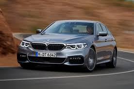 2017 BMW 540i review review