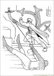 Spiderman 09 Coloring Page Download