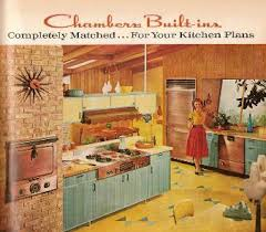 1950s Kitchen Phoenix Homes Design Through The Decades