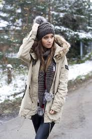 Winter Clothing Styles For Girls 2018
