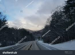 100 Truck Driver Lifestyle Snowy Roads Freeway Winter Stock Photo Edit Now