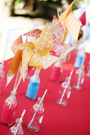 Choose Some Scrap Paper That Works For You Theme And Create These Easy Pinwheels Dress Up The Tables Gift Area Or Cakes Spot In Corner With