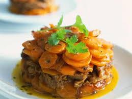 cuisiner les carottes collier d agneau aux carottes facile recette sur cuisine actuelle