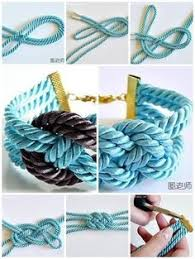 How To Make Colorful String Bracelet Step By DIY Instructions