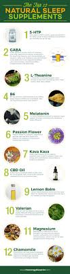 the top 12 natural sleep supplements the energy blueprint