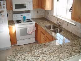 kitchen backsplash santa cecilia light granite granite kitchen