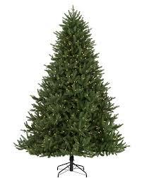 Review Harvard Blue Fir PreLit 75Ft Artificial Christmas Tree