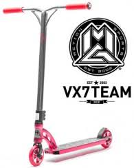 Madd Gear MGP VX7 TEAM RED CHROME