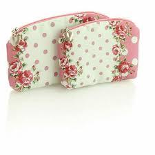 косметичка или чемоданчик schminktasche brillenetui set handtasche badezimmer waschbar textil rosa