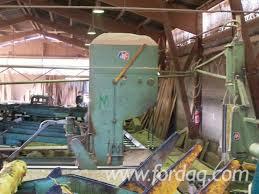 used primultini sawmill for exotic wood 1600 sib cgb