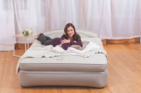 Aerobed Queen Raised Bed With Headboard by Aerobed Comfort Anywhere 18