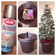 Christmas Tree Flocking Spray by Make Your Short Fake Christmas Tree Taller And Better 1 Find A