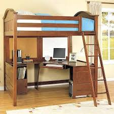 Free Loft Bed Plans For College by Desk Loft Bunk Beds With Desk Australia Loft Bunk Beds With