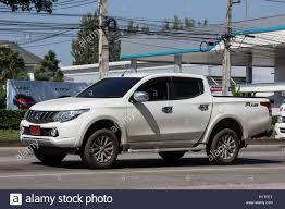 100 Mitsubishi Pickup Truck Chiangmai Thailand November 5 2018 Private Car