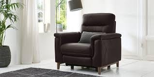 1 sitzer sessel ledersofa elektrisch verstellbar madrid