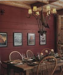 Cabin Paint Colors Interior
