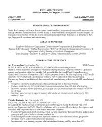 Resume Of Hr Recruiter Human Resources Objective Example Sample Coordinator Samples Assistant 5