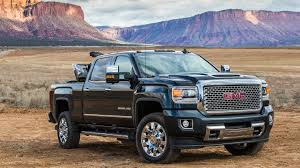 100 Best Diesel Truck For Towing 2017 GMC Sierra Denali 2500HD 7 Things To Know The Drive