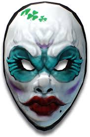 Payday 2 Halloween Masks Unlock by Payday 2 The Diamond Heist Overkill Software