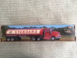 STANDARD AMOCO TOY Tanker Truck 5th In Series HGK - $4.99 | PicClick Toy Tractor Trailer Tanker Wood Truck Amazoncom Hess 1990 Colctable Toys Games Dropshipping For Kids Alloy 164 Scale Water Emulation Buy 1993 Mobil Limited Edition Collectors Series 132 Metallic Moedel With Plastic Tank For Pull Back 259pcs City Oil Gas Station Building Block Brick Man Tgs Tank Truck On Carousell Mobil Le 14 In Original Intertional Diecast Model With Pullback Action 1940s Tootsie Yellow Silver Sale Tanker Matchbox Erf Petrol No11a In 175 Series