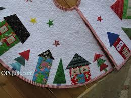 Christmas Tree Skirt 2014 Detail1