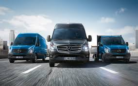 2014 Mercedes-Benz Sprinter Nominated For Motor Trend Truck Of The ...