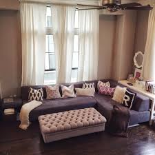 ikea s ritva curtains in our open concept living room veronika s