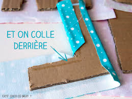 lettre decorative pour chambre bébé diy prénom en grandes lettres décorées de tissu